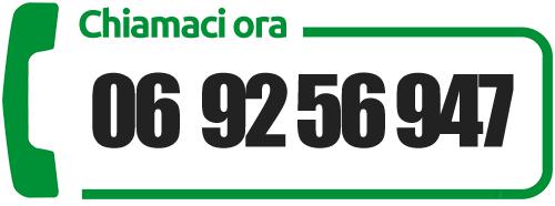 Il numero verde: 800 984 509